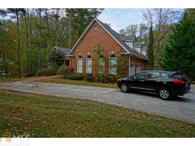Stone Mountain Single Family Home For Sale: 5428 Leather Stockin