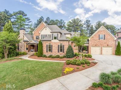 Acworth Single Family Home For Sale: 4367 Oglethorpe Loop