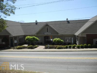 Stone Mountain Commercial Lease For Lease: 1000 Main St #D