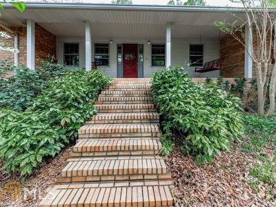 Cherokee County Single Family Home For Sale: 5444 Union Hill Rd