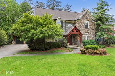 Alpharetta Single Family Home For Sale: 10470 Stanyan St