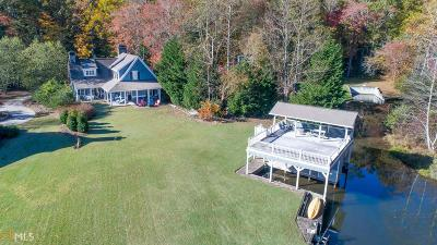 Clayton, Clarkesville, Tiger Single Family Home For Sale: 109 Trout #4C