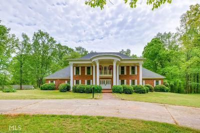 Alpharetta Single Family Home For Sale: 13675 Cogburn Rd