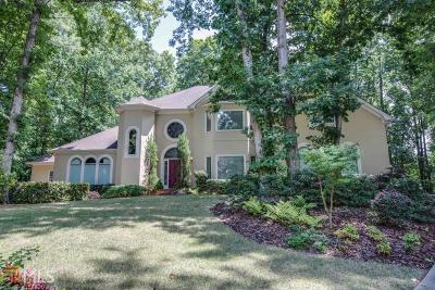 Fulton County Single Family Home For Sale: 5750 Heards Forest Dr