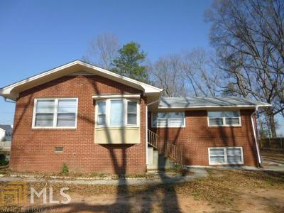Fulton County Single Family Home For Sale: 5415 Old Bill Cook Rd
