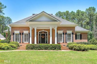 Mcdonough Single Family Home For Sale: 500 The Farm Rd