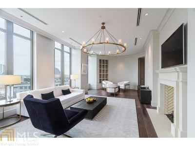 Mandarin Oriental Condo/Townhouse For Sale: 3376 Peachtree Rd #33A