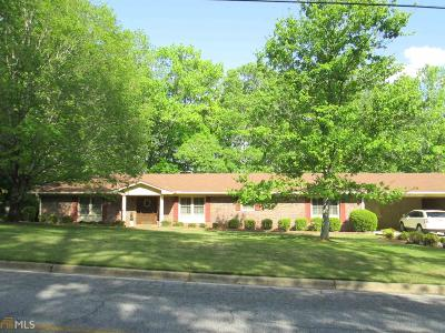 Elbert County, Franklin County, Hart County Single Family Home For Sale: 539 Rhodes Dr