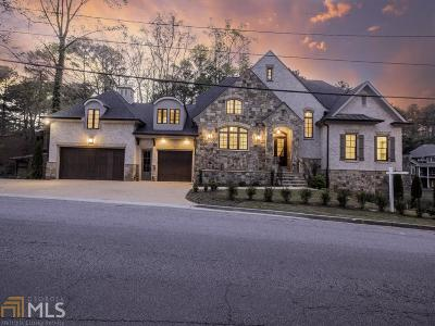 Single Family Home For Sale: 2855 Orchard Knob Dr