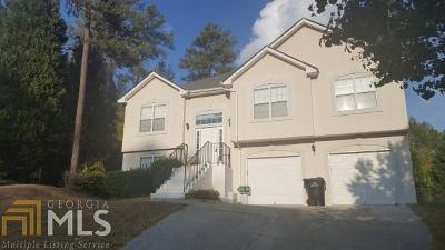 Atlanta Single Family Home For Sale: 310 Cascade Rise Ct