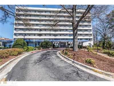 Sobu Flats Condo/Townhouse For Sale: 374 E Paces Ferry Rd #515