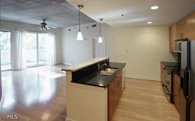 Plaza Midtown Condo/Townhouse For Sale: 950 W Peachtree St #411