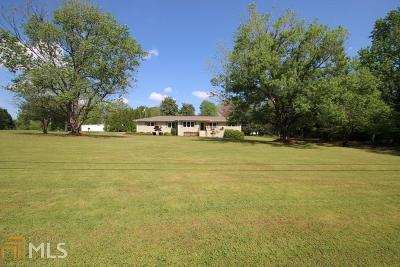 Elbert County, Franklin County, Hart County Single Family Home Contingent With Kickout: 125 Whitehall St
