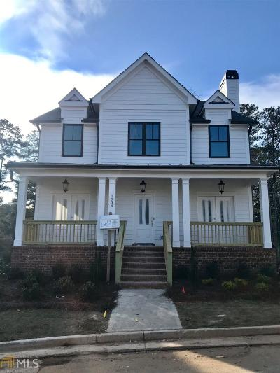 DeKalb County Single Family Home For Sale: 1934 Park Chase Ln #19