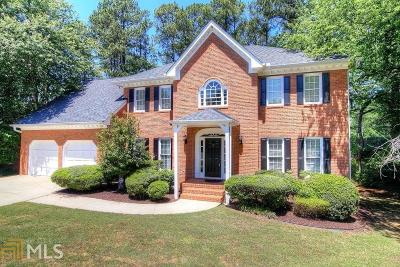 Fulton County Single Family Home For Sale: 110 Pine Wood Close