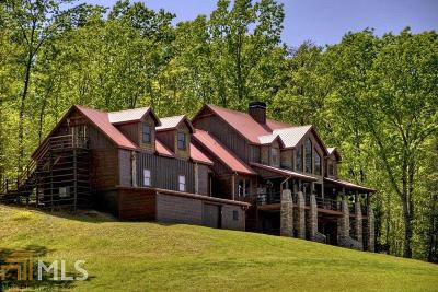 Fannin County, Gilmer County Single Family Home For Sale: 150 Damascus Trl