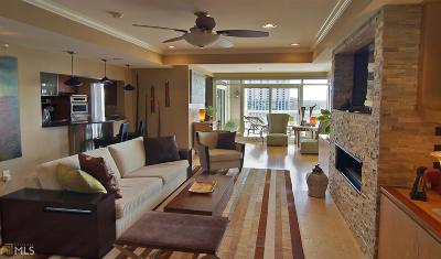 The Phoenix On Peachtree Condo/Townhouse For Sale: 2881 Peachtree Rd #1505