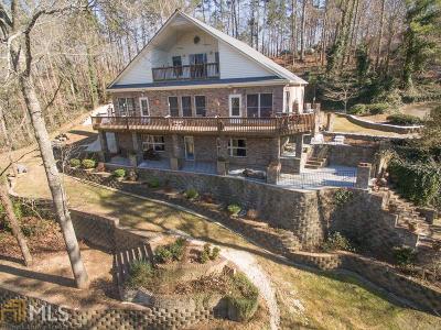 Acworth Single Family Home For Sale: 7459 Island Mill Rd