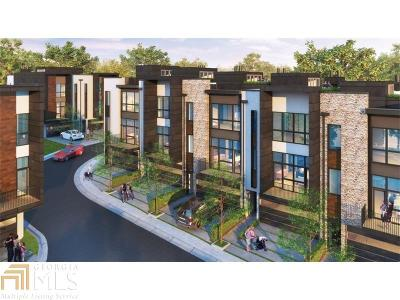 Decatur Condo/Townhouse Under Contract: 110 Birch
