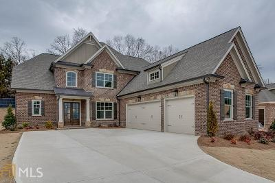 Braselton Single Family Home For Sale: 5711 Autumn Flame Dr #178