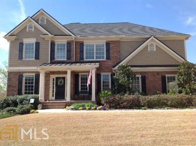 Single Family Home For Sale: 6523 Lemon Grass Ln