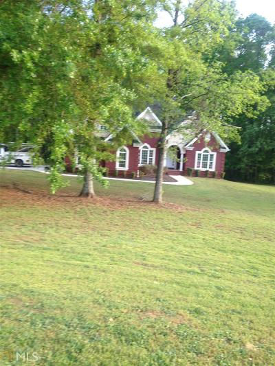 Social Circle GA Single Family Home For Sale: $359,000