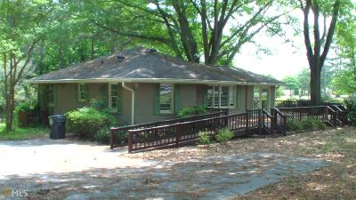 Stone Mountain Commercial Lease For Lease: 1180 Old Tucker Rd