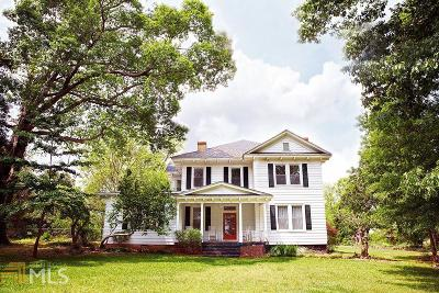 Griffin Single Family Home For Sale: 1497 N 2nd St