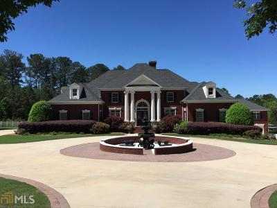 Lawrenceville Single Family Home For Sale: 840 Tullis Rd