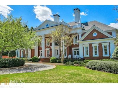 Alpharetta, Milton, Roswell Single Family Home For Sale: 8925 Old Southwick Pass