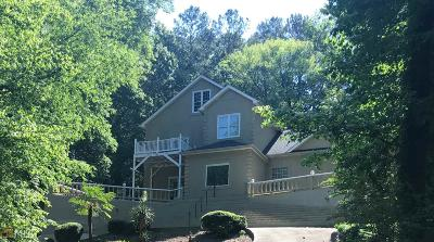 Sandy Springs Single Family Home For Sale: 1050 Edgewater Dr