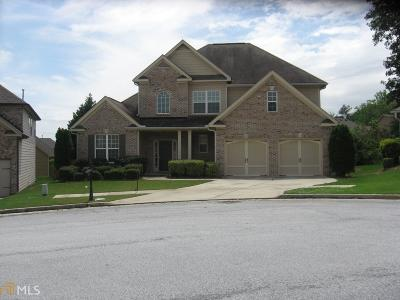Snellville Single Family Home Under Contract: 3828 Broadleaf Walk
