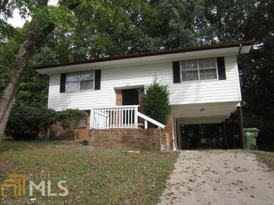 Atlanta Single Family Home For Sale: 584 Alex