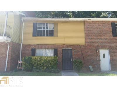 Dekalb County Condo/Townhouse For Sale: 1877 Whitehall Forest Ct