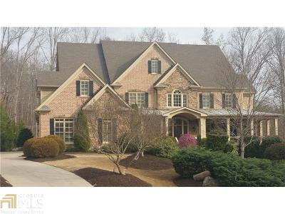 Roswell Single Family Home For Sale: 1365 Cashiers Way