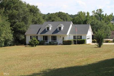 Elbert County, Franklin County, Hart County Single Family Home For Sale: 310 Grizzle Rd