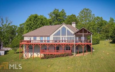 Blairsville Single Family Home Under Contract: 136 Skye Dr