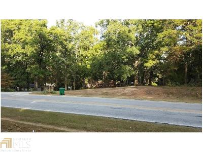 Lithonia Residential Lots & Land For Sale: 3206 Turner Hill Rd