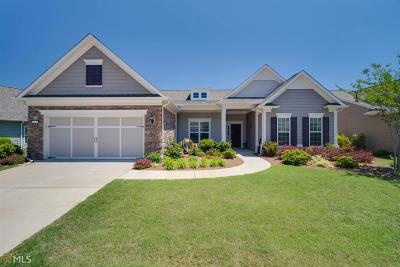 Griffin Single Family Home For Sale: 714 Tee Box Dr