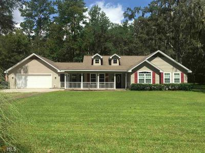 Woodbine Single Family Home Under Contract: 246 Sherard Ln