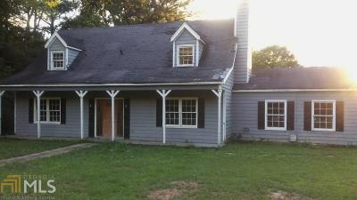 Henry County Single Family Home For Sale: 2677 E Atlanta Rd
