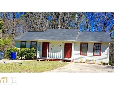 Cobb County Multi Family Home Under Contract: 2470 Washington St Ext