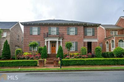 Suwanee Single Family Home For Sale: 7865 Georgetown Cir