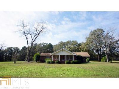 Statesboro Single Family Home For Sale: 2787 Lakeview Rd