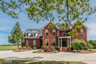 Social Circle GA Single Family Home For Sale: $649,900