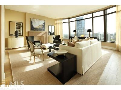 Mandarin Oriental Condo/Townhouse For Sale: 3376 Peachtree Rd #37A