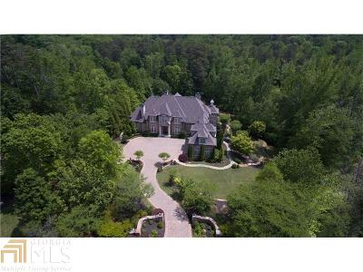 Alpharetta, Milton, Roswell Single Family Home For Sale: 540 Stonemoor Cir