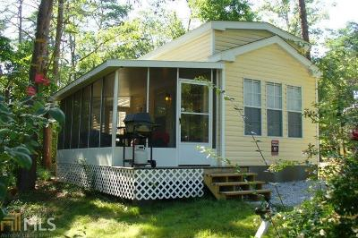 Elbert County, Franklin County, Hart County Single Family Home For Sale: 44 Admiral Way #11A