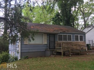 Capital View Single Family Home For Sale: 858 Erin Ave