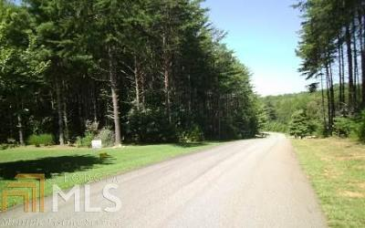 Blairsville Residential Lots & Land For Sale: Creek Hollow Ln #Lot 101